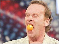 Steve Starr on Britain's Got Talent