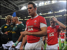 Wales have a miserable record against South Africa