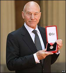 Sir Patrick Stewart