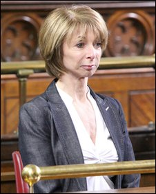 Gail McIntyre played by Helen Worth