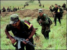 Colombia FARC