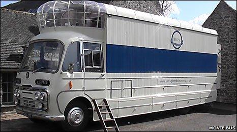 The mobile cinema