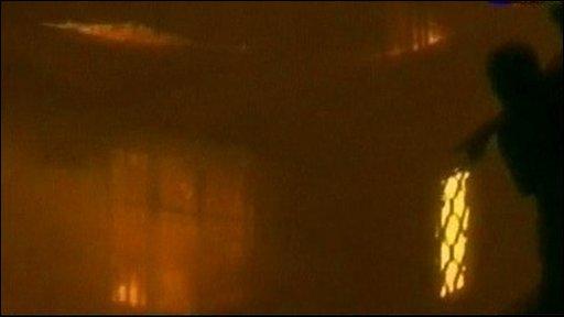 Fire in Dhaka, Bangladesh