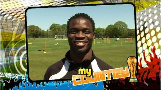 My Country: Sam Sodje