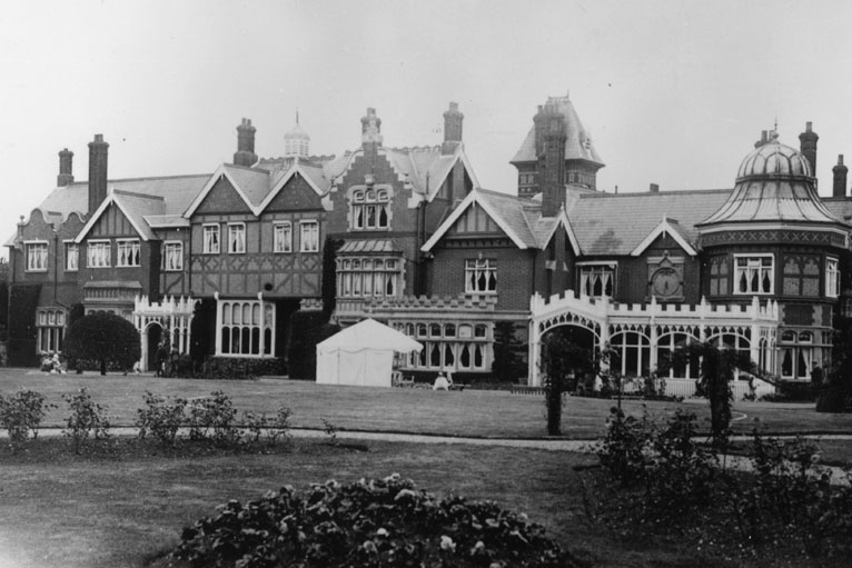 """the role of the work at bletchley park in world war ii 2016-11-24 the school would be free to attend for """"gifted and talented"""" students who would work  world war ii at bletchley park to  a vital role without."""