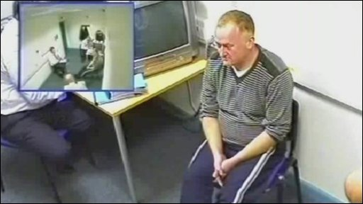 Neil McMillan in police interview