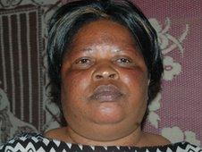 Traditional healer Magwaza Msimango