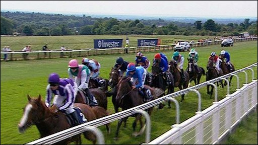 The Derby at Epsom
