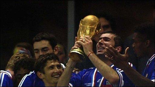 French firebrand Zenedine Zidane