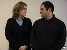 Marcela and Felipe Noble Herrera