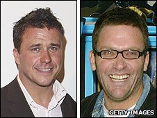 Craig Phillips and Nick Bateman