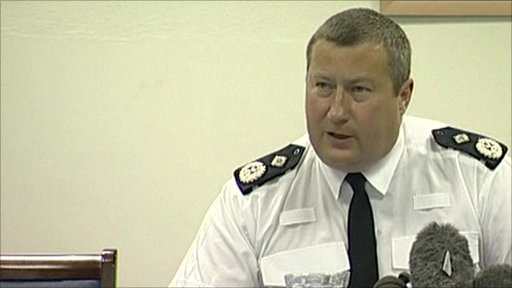 Deputy Chief Constable Stuart Hyde of Cumbria Police