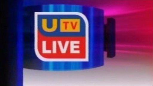 UTV Live logo