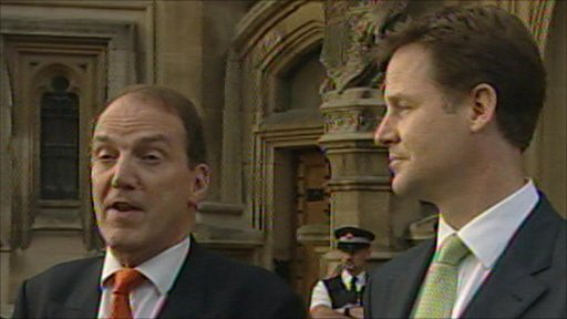 Hughes and Clegg