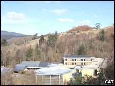 CAT's Wales Institute for Sustainable Education's site