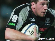 Lyndon Bateman has been with the Ospreys since their inception in 2003