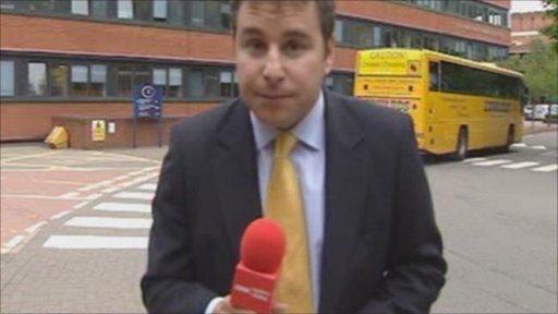 BBC Wales' business correspondent Nick Servini