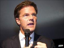 Mart Rutte, 9 June 2010