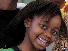 Zenani Mandela, file pic from 17 August 2009