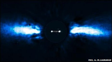 Exoplanet Beta Pictoris b