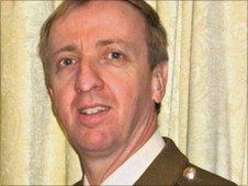 Maj Christopher Ham