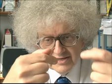 Martyn Poliakoff (video still from periodicvideos.com)