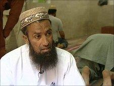 Imam Tahir Muhammed, former drug addict