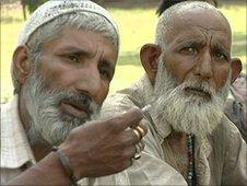 Drug addicts, Lahore - June 2010
