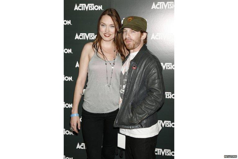 Clare Grant Actor Seth Green