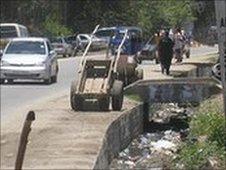 Mtwapa street scene