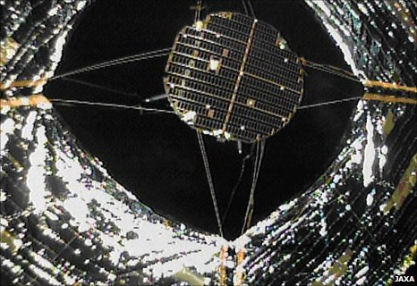 Solar sail (Jaxa)