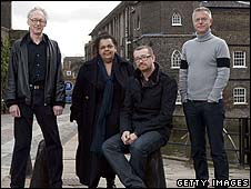 Mark Fisher, Catherine Ugwu, Hamish Hamilton and Stephen Daldry