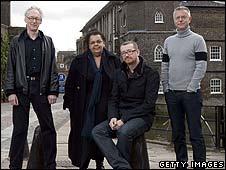 Mark Fisher, Catherine Ugwu, Hamish Hamilton and Stephen Daldry