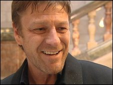 Sean Bean plays Eddard Stark in Game of Thrones