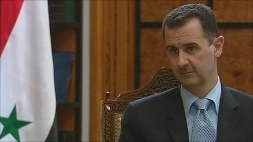 Syria&#039;s President Bashar al-Assad
