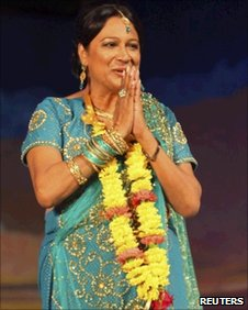 Ms Persad-Bissessar is of Indian origin