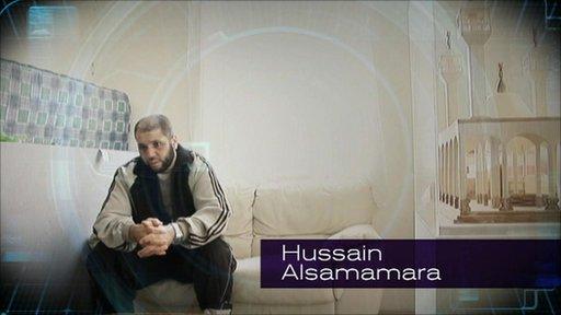 Hussain Saleh Hussain Alsamamara