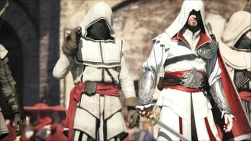 Assassin's Creed Brotherhood, Ubisoft