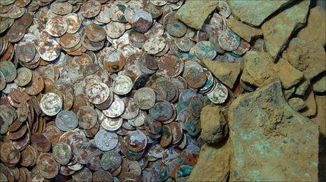 The High Weald Hoard
