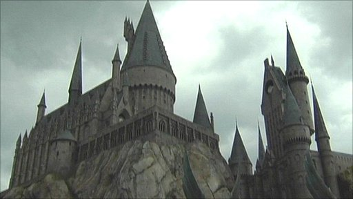 Harry Potter theme park opens