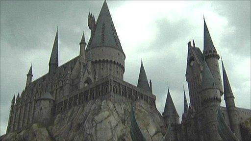 Harry Potter theme park opens