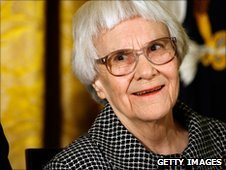 Author Harper Lee