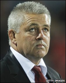 Coach Warren Gatland hopes Wales learn their New Zealand lesson