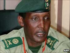 Lieutenant General Faustin Kayumba Nyamwasa