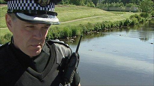 Chief Inspector Grahame Clarke