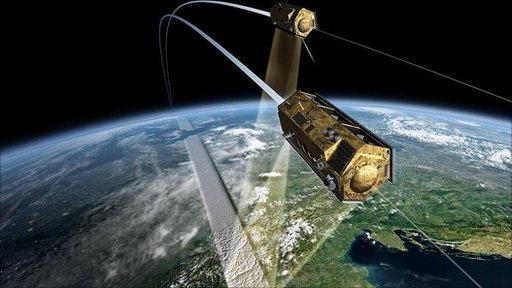 TanDEM-X in orbit