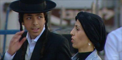 Haredi Jews in Jerusalem