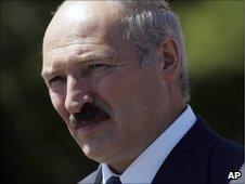 Alexander Lukashenko (file)