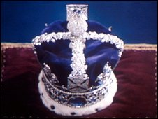 The Imperial State Crown of Britain