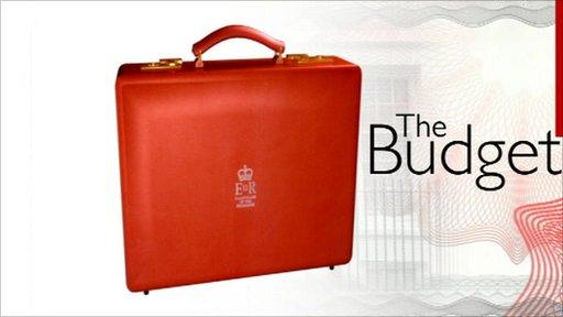 2010 Budget graphic